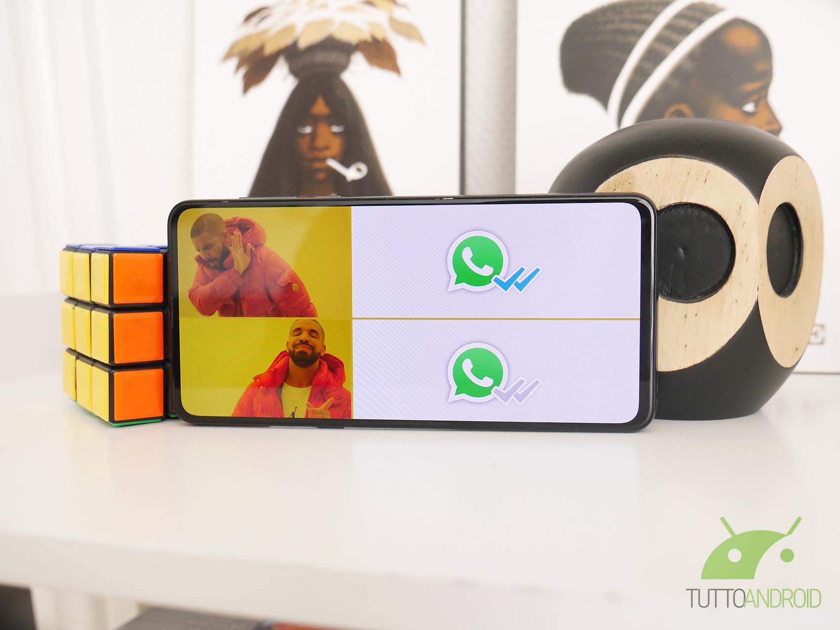 Come leggere i messaggi WhatsApp senza far apparire la