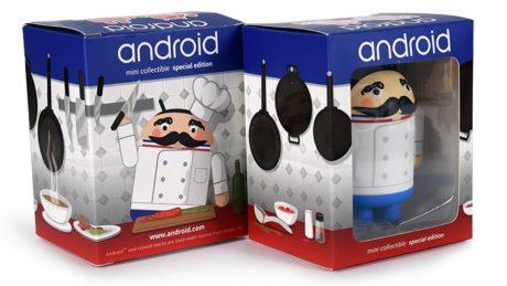Android mini chef