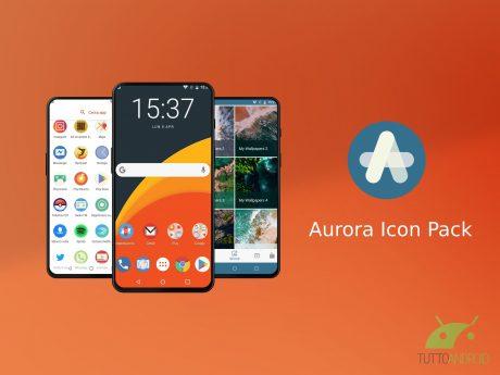 Aurora Icon Pack