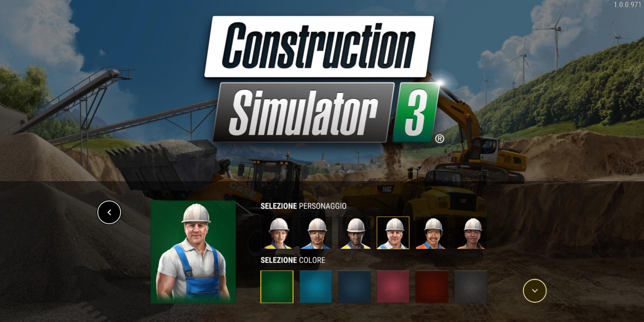 Construction Simulator 3 offre una nuova mappa da 10 km²