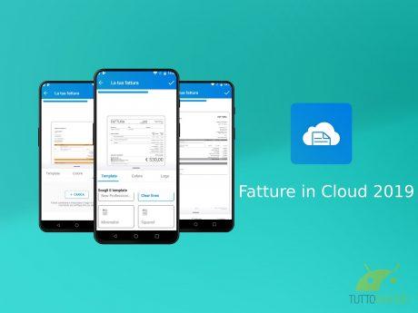 Fatture in Cloud 2019