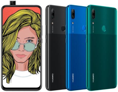 Huawei P Smart Z Renders by Evleaks