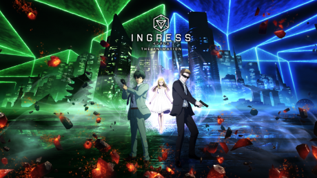 Ingress    The Animation è la serie Netflix ispirata a Ingress Prime disponibile da oggi  