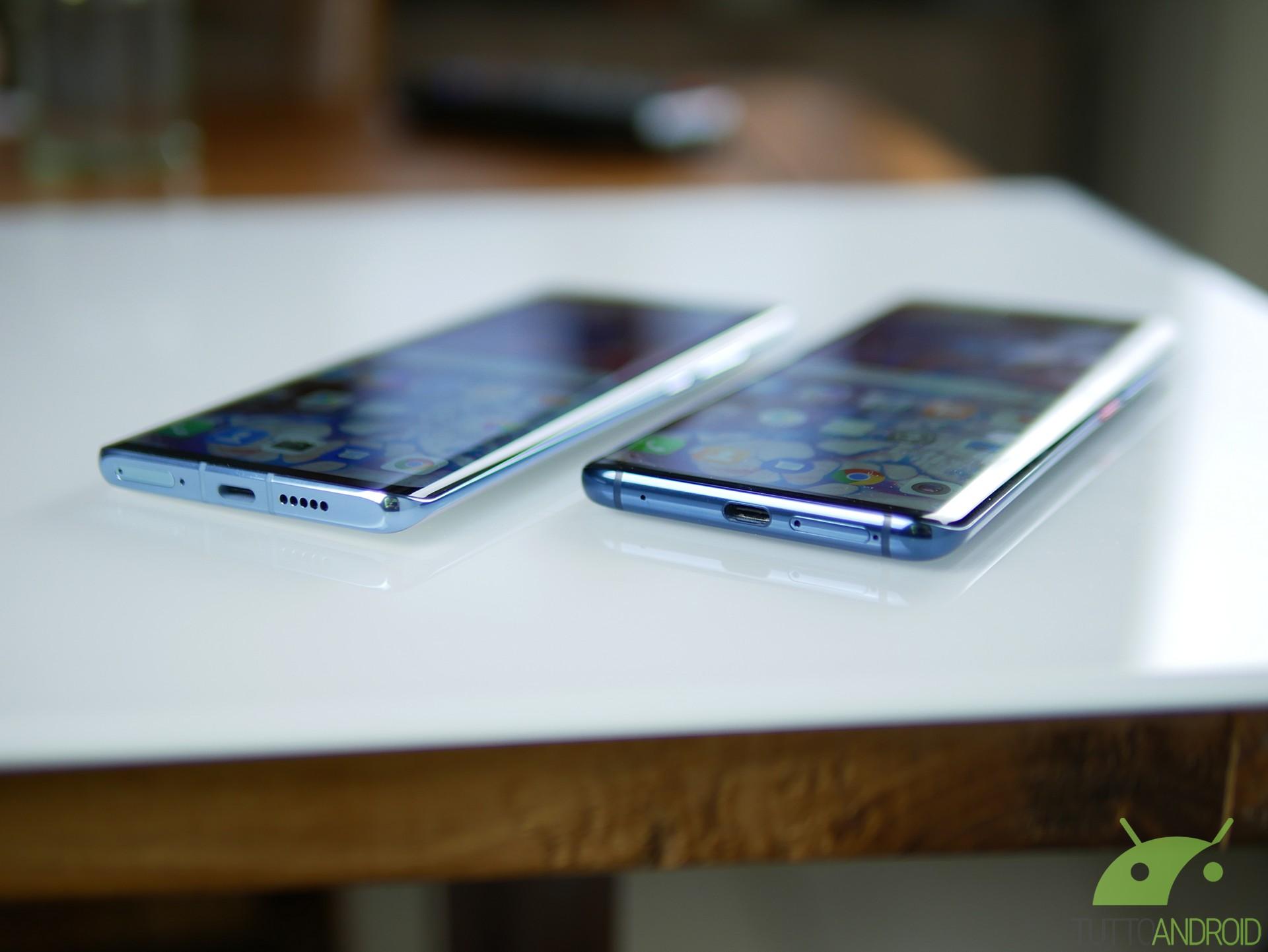 L'Always On Display colorato di EMUI 10.1 è in arrivo su Huawei P30 e Mate 20