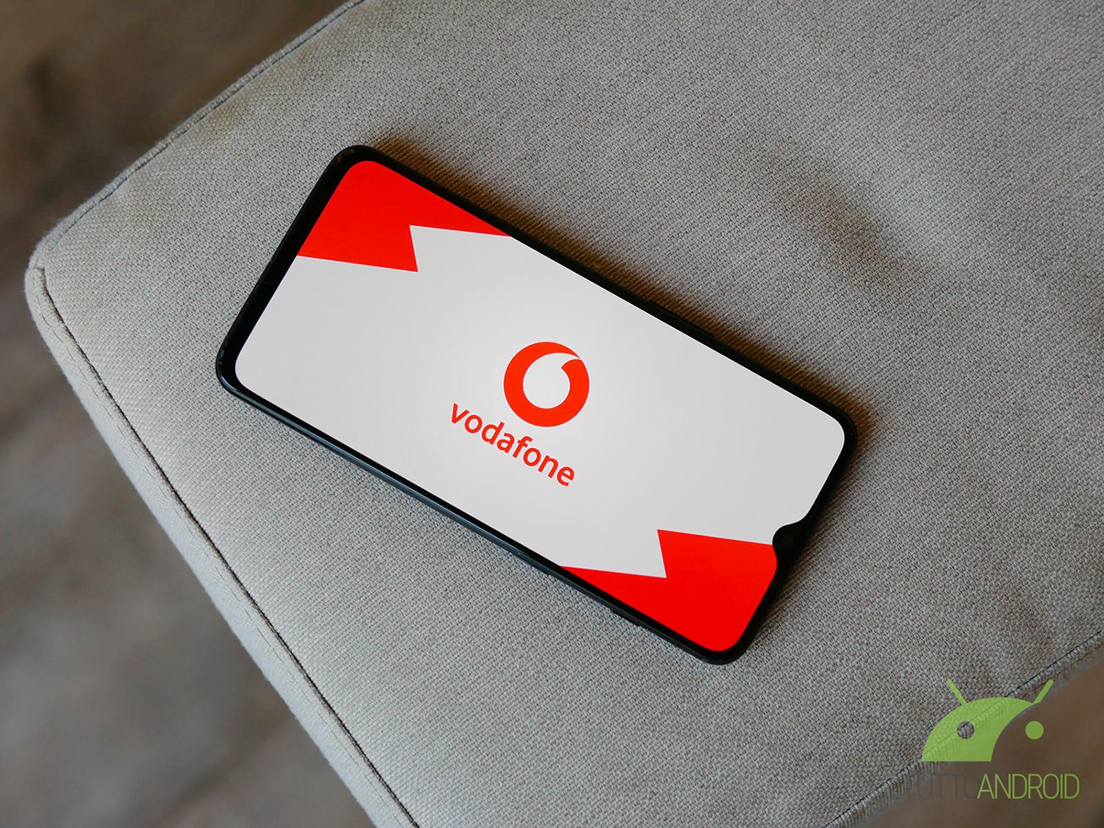 Vodafone torna nuovamente a coccolare i suoi clienti: ecco i