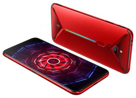 Nubia Red Magic 3 rosso