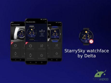 StarrySky watchface