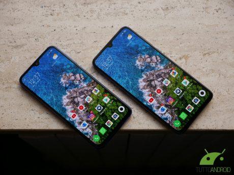 Xiaomi Mi 9 vs Mi 9 SE TA 4