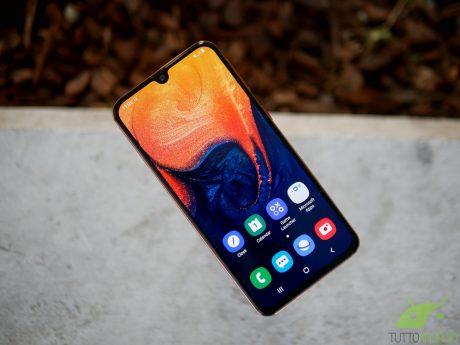Samsung galaxy a40 8