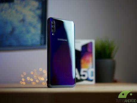 Samsung galaxy a50 4
