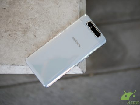 Samsung galaxy a70 6