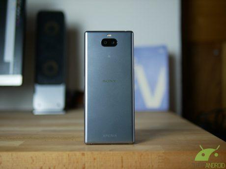 Sony xperia 10 plus 3