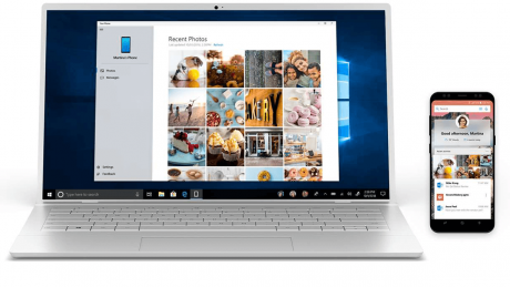 Windows 10 mirroring