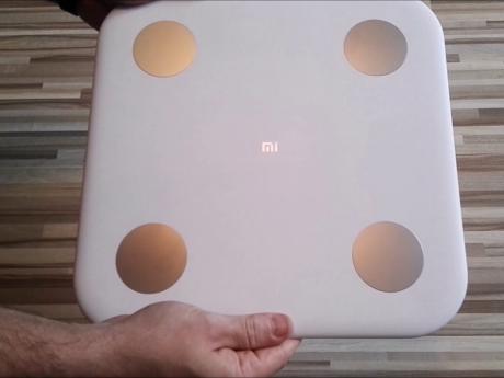 Xiaomi scale b