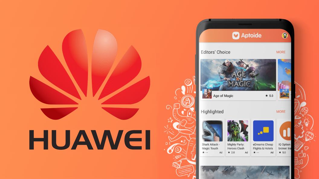 Potrebbe essere Aptoide l'alternativa al Play Store per Huawei