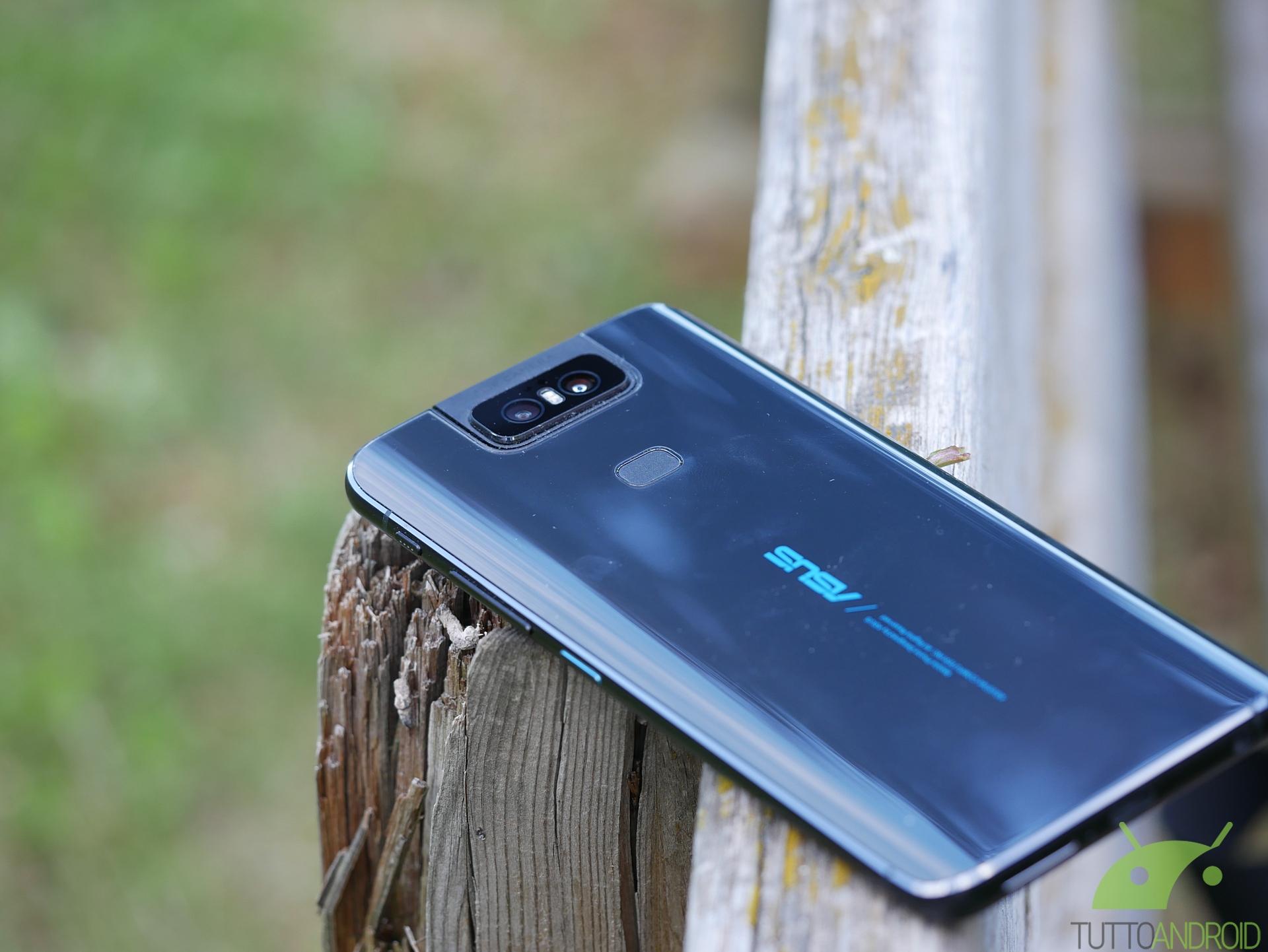 ASUS ZenFone 6 in offerta al prezzo del Black Friday col Sottocosto Unieuro