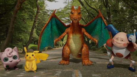 Det Pikachi Playground