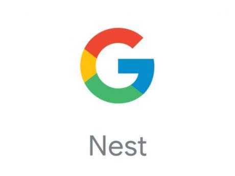 Google Nest logo