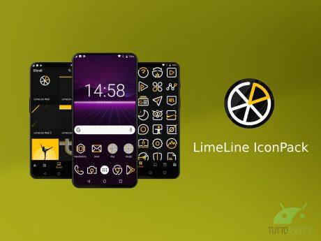 LimeLine IconPack