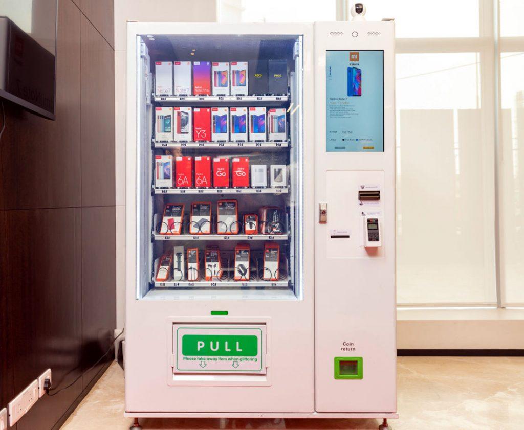 Mi Express Kiosk