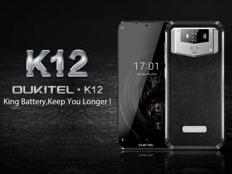 OUKITEL K12 1