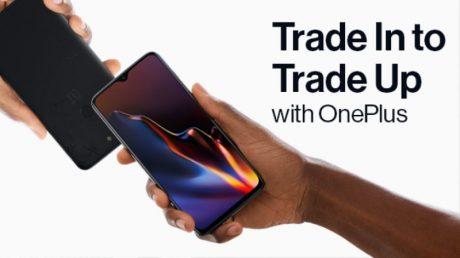 OnePlus Tradein