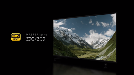 Sony Android TV Z9G ZG9