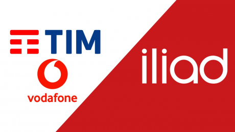 TIM Vodafone iliad