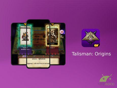 Talisman: Origins permette di rivivere in solitaria le origi