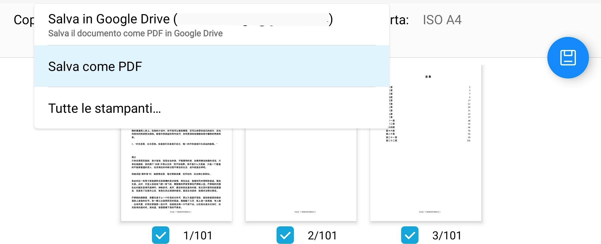 configura google print