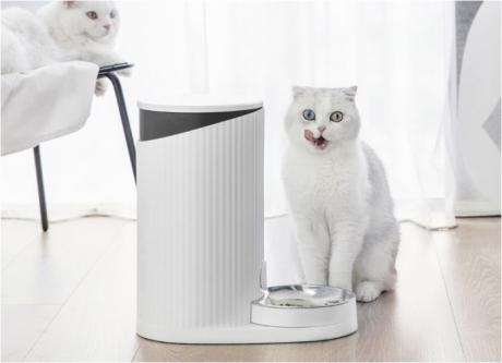 Furrytail pet smart feeder