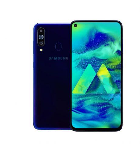 Galaxy m40 leak