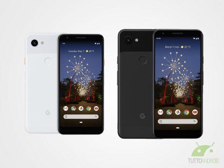 Google pixel 3a 3axl