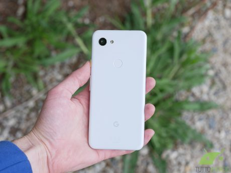 Google pixel 3a 8