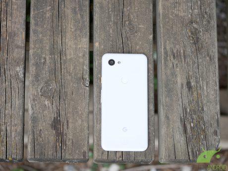 Google pixel 3a 9