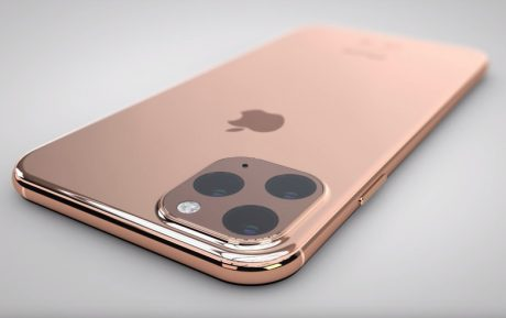 Iphone 11 gold kaymak