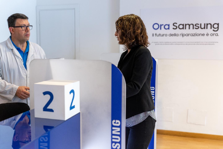 L'assistenza Samsung in Italia si arricchisce dei nuovi servizi Smart Repair e Ora Samsung