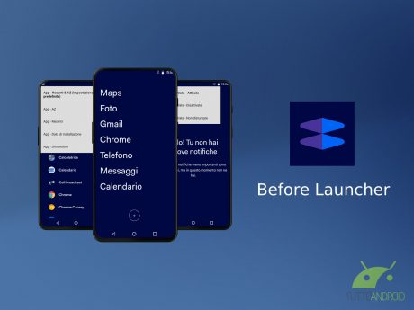 Before Launcher