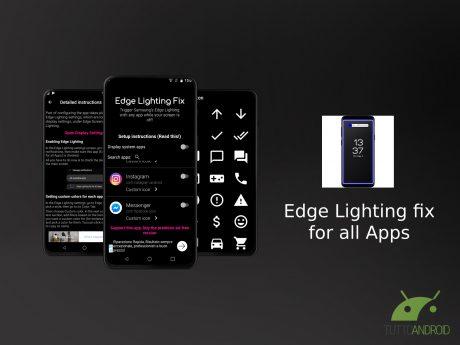 Edge Lighting fix