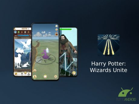 Preparate la bacchetta magica: Harry Potter: Wizards Unite è