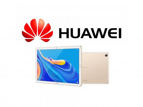 Huawei MediaPad M6 copertina