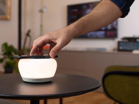 Arriva su Indiegogo Luna Smart Lamp |  la prima lampada intelligente tutta italiana