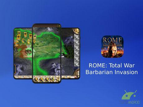 Rome Total War Barbarian 0