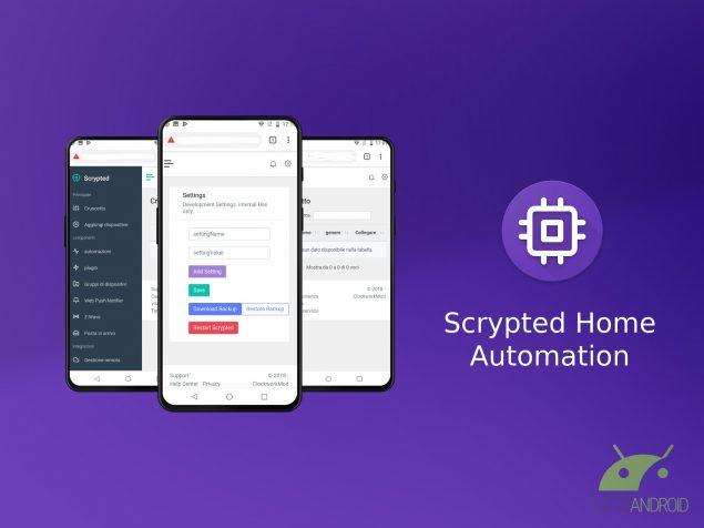 Scrypted Home Automation consente di trasformare i