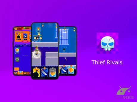 In Thief Rivals conta solo arrivare primi col bottino, non i