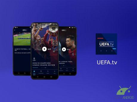 L'app UEFA.tv offre gratuitamente il meglio del calcio europ