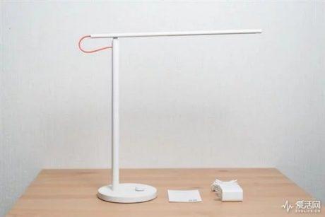 Xiaomi mijia table lamp 1s CV