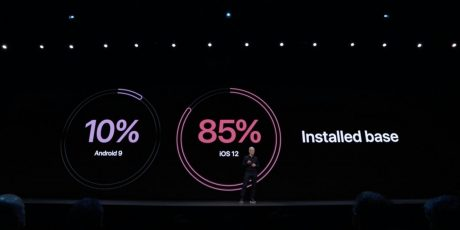 Apple android update