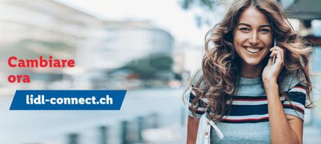 Lidl fonda il suo operatore virtuale e sbarca in Svizzera: o