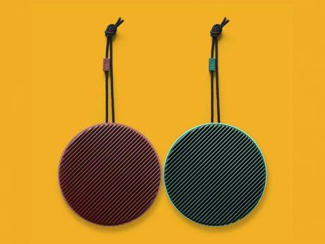 Vifa city portable speaker